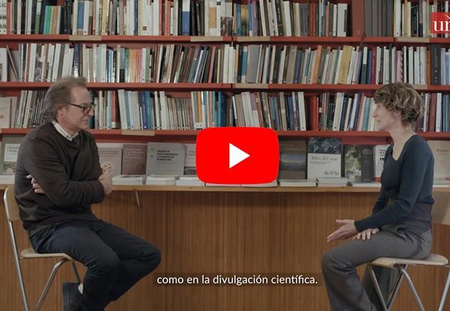 Josep Mengual y Mireia Sopena dialogan sobre edición académica